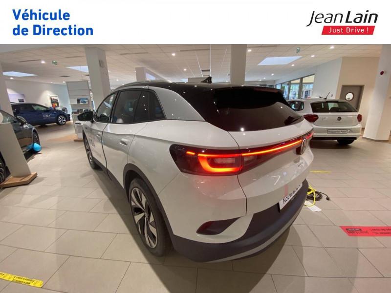 Volkswagen ID.4 ID.4 204 ch 1st 5p Blanc occasion à Voiron - photo n°7