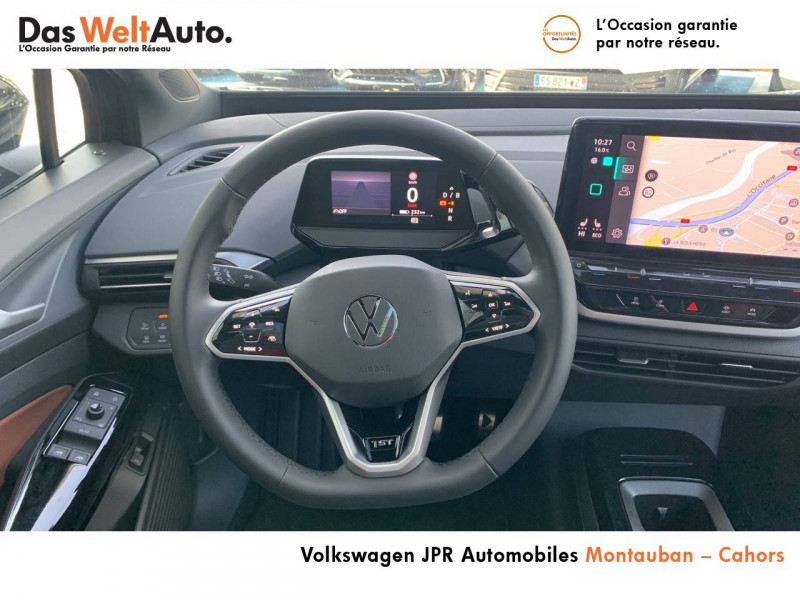Volkswagen ID.4 ID.4 204 ch 1st Max 5p Gris occasion à Cahors - photo n°10