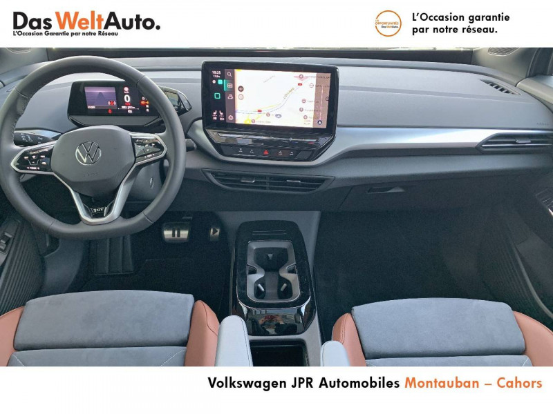 Volkswagen ID.4 ID.4 204 ch 1st Max 5p Gris occasion à Cahors - photo n°5