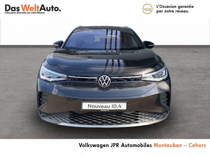 Volkswagen ID.4 ID.4 204 ch 1st Max 5p Gris occasion à Cahors - photo n°2