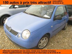 Volkswagen Lupo Bleu, garage VOITURE PAS CHERE RHONE ALPES à Saint-Bonnet-de-Mure