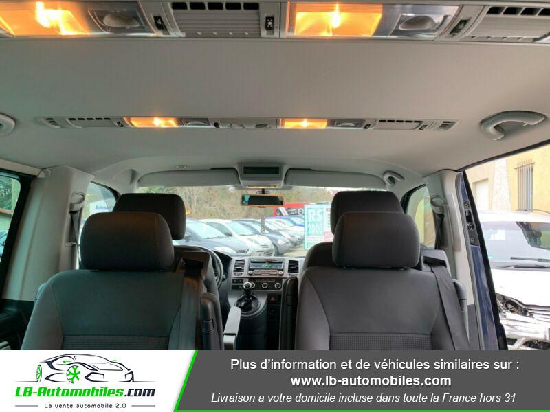 Volkswagen Multivan 2.0 TDI 114 Bleu occasion à Beaupuy - photo n°6