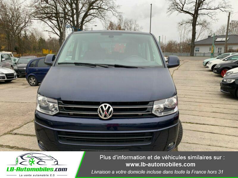 Volkswagen Multivan 2.0 TDI 114 Bleu occasion à Beaupuy - photo n°10