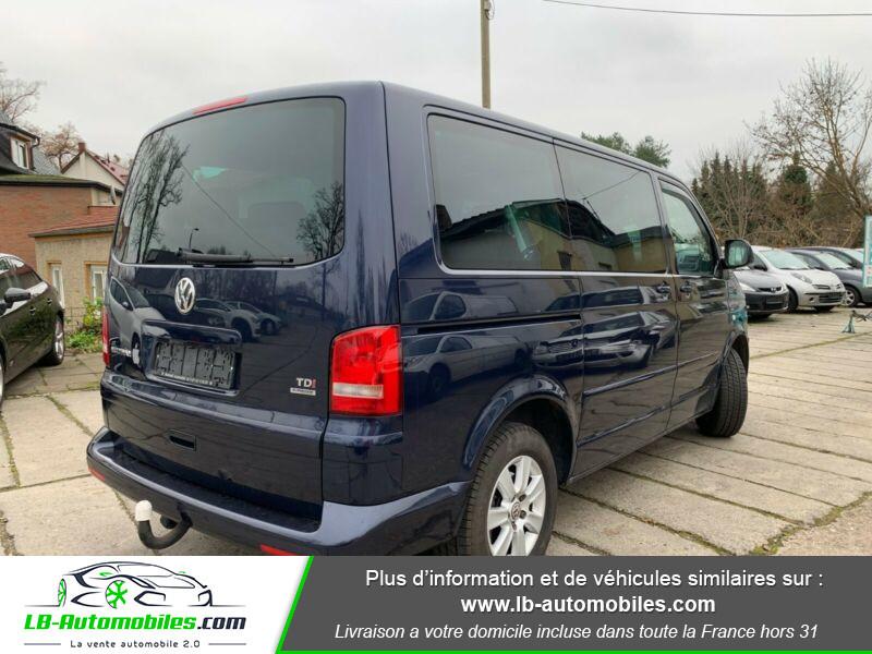Volkswagen Multivan 2.0 TDI 114 Bleu occasion à Beaupuy - photo n°2