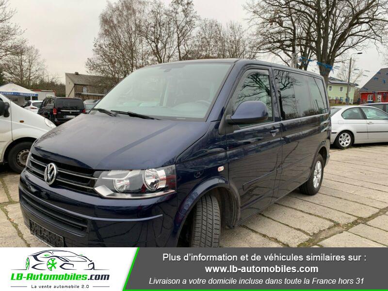 Volkswagen Multivan 2.0 TDI 114 Bleu occasion à Beaupuy