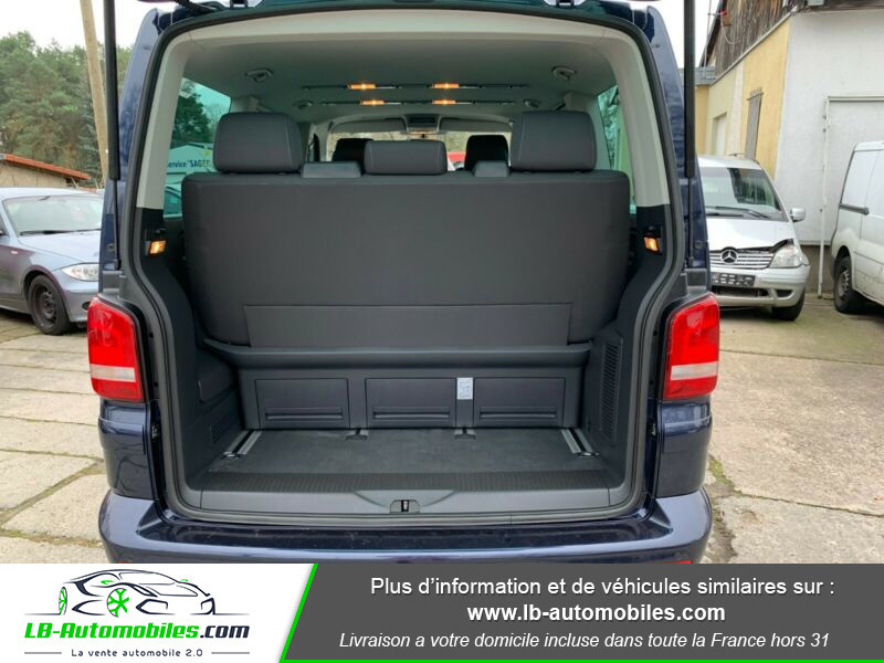Volkswagen Multivan 2.0 TDI 114 Bleu occasion à Beaupuy - photo n°7