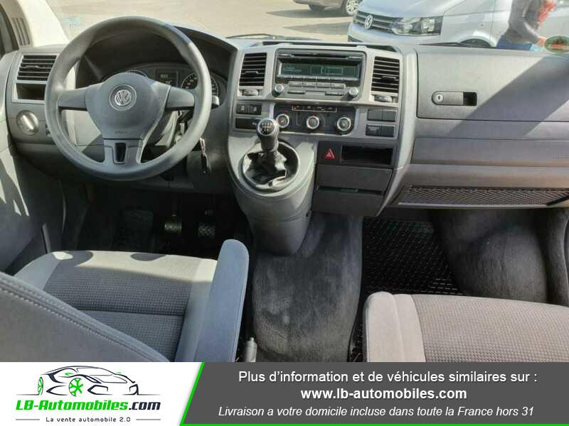 Volkswagen Multivan 2.0 TDI 114 Argent occasion à Beaupuy - photo n°2