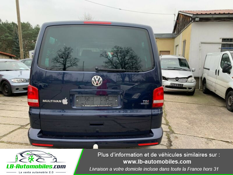 Volkswagen Multivan 2.0 TDI 114 Bleu occasion à Beaupuy - photo n°11
