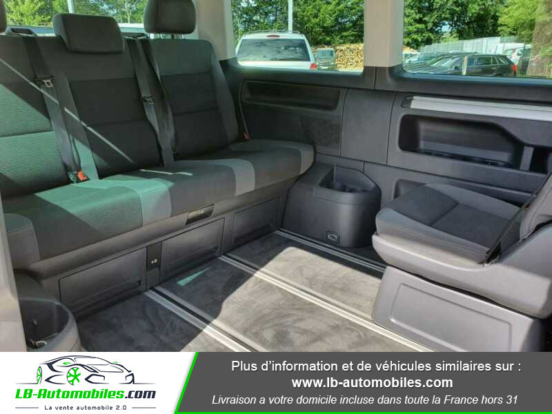 Volkswagen Multivan 2.0 TDI 114 Argent occasion à Beaupuy - photo n°5