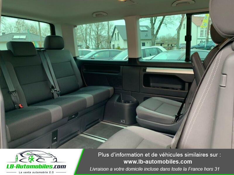 Volkswagen Multivan 2.0 TDI 114 Bleu occasion à Beaupuy - photo n°5