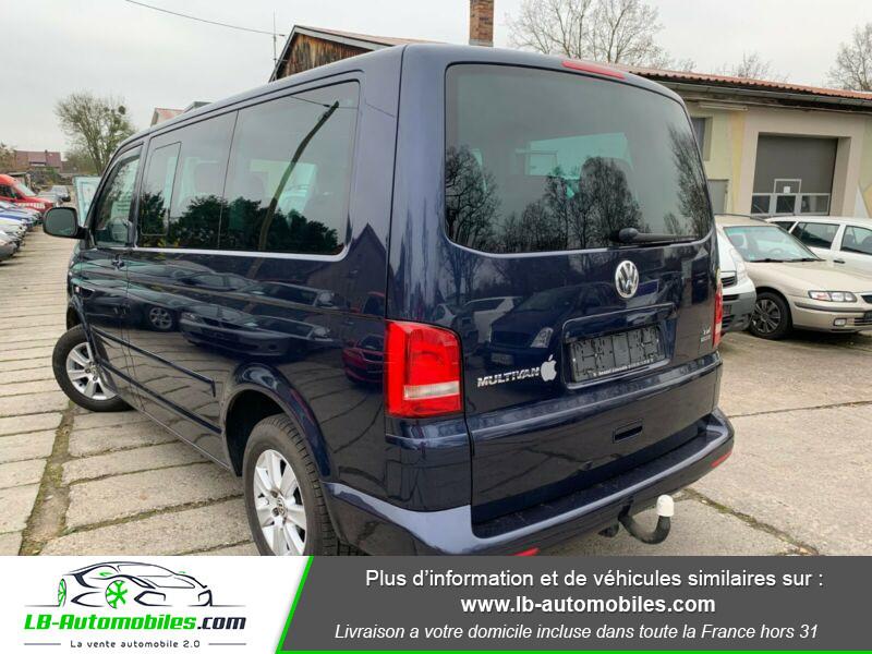 Volkswagen Multivan 2.0 TDI 114 Bleu occasion à Beaupuy - photo n°9