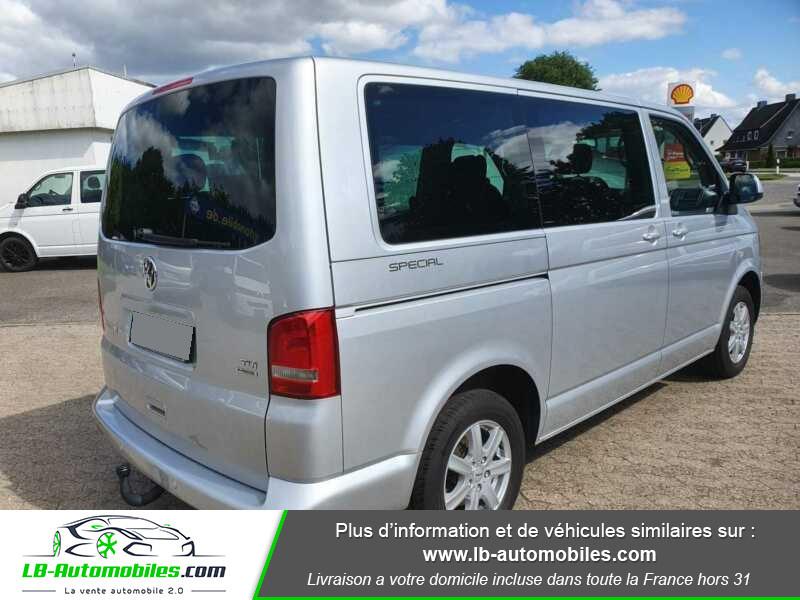 Volkswagen Multivan 2.0 TDI 114 Argent occasion à Beaupuy - photo n°3