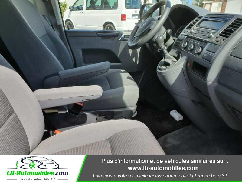Volkswagen Multivan 2.0 TDI 114 Argent occasion à Beaupuy - photo n°4