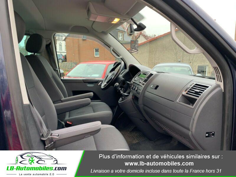 Volkswagen Multivan 2.0 TDI 114 Bleu occasion à Beaupuy - photo n°4