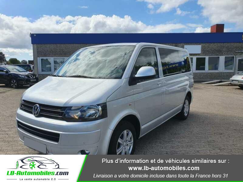 Volkswagen Multivan 2.0 TDI 114 Argent occasion à Beaupuy