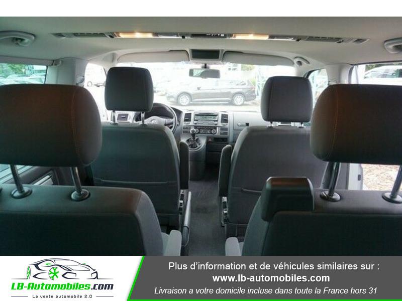 Volkswagen Multivan 2.0 TDI 140 Argent occasion à Beaupuy - photo n°6