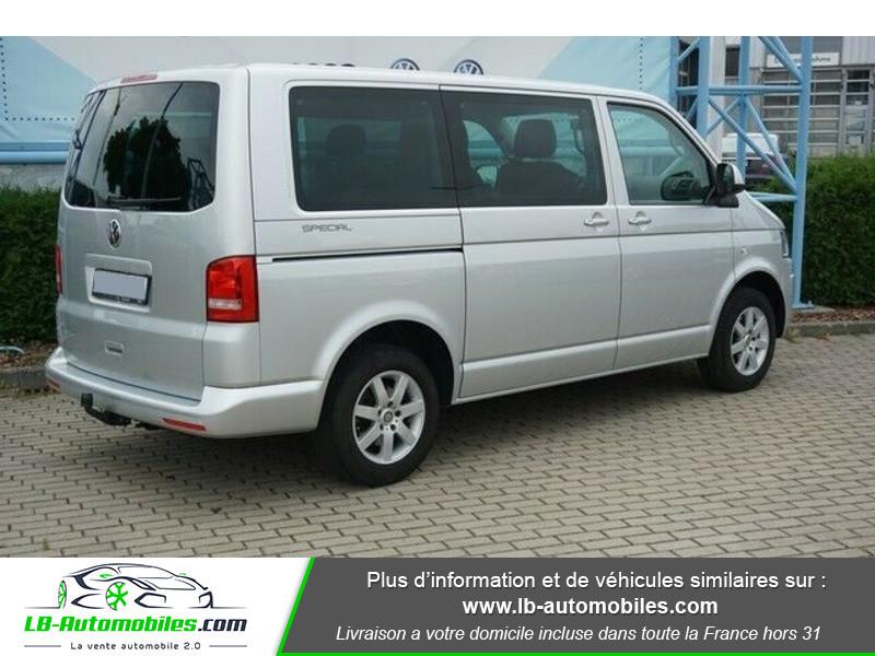 Volkswagen Multivan 2.0 TDI 140 Argent occasion à Beaupuy - photo n°3