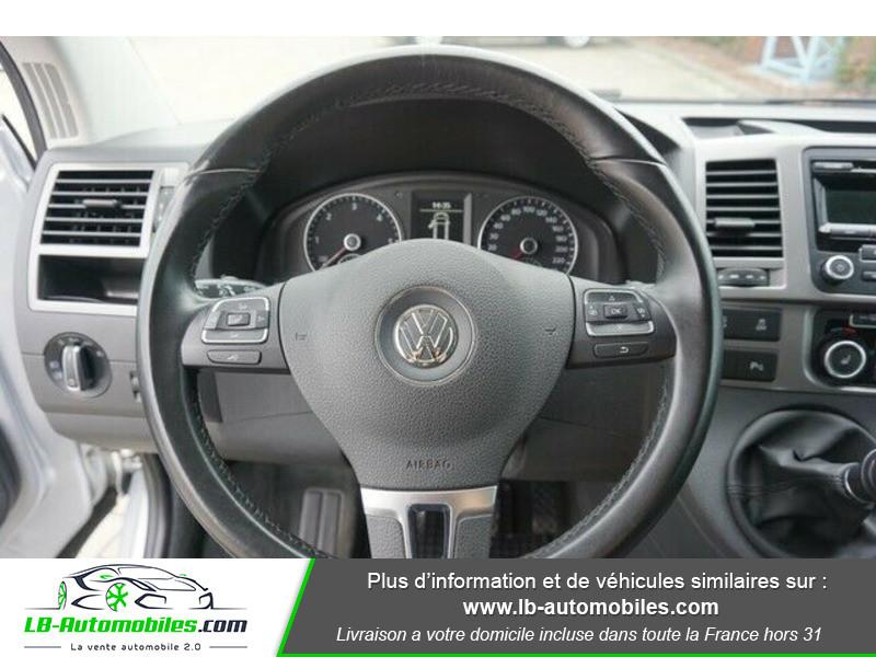 Volkswagen Multivan 2.0 TDI 140 Argent occasion à Beaupuy - photo n°2
