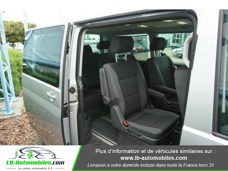 Volkswagen Multivan 2.0 TDI 140 Argent occasion à Beaupuy - photo n°8