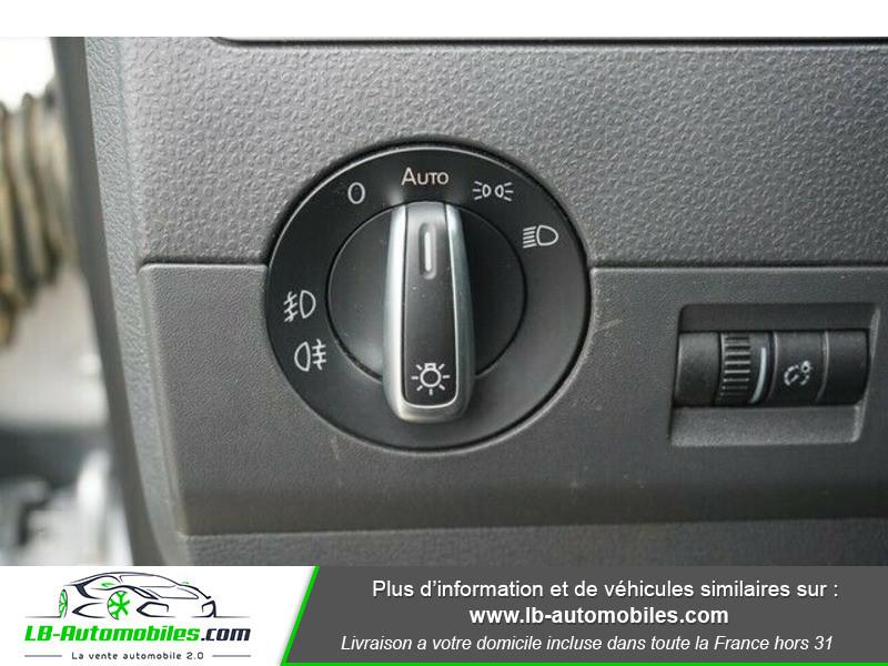 Volkswagen Multivan 2.0 TDI 140 Argent occasion à Beaupuy - photo n°9