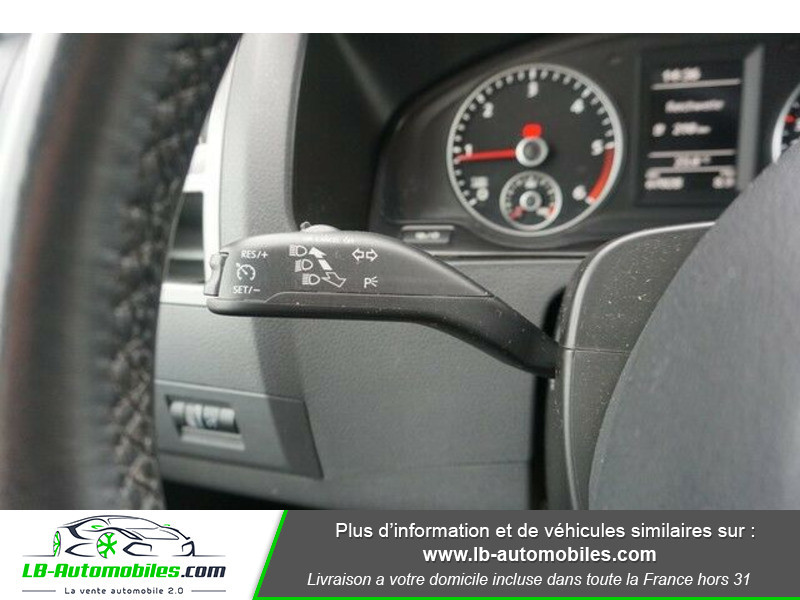 Volkswagen Multivan 2.0 TDI 140 Argent occasion à Beaupuy - photo n°4