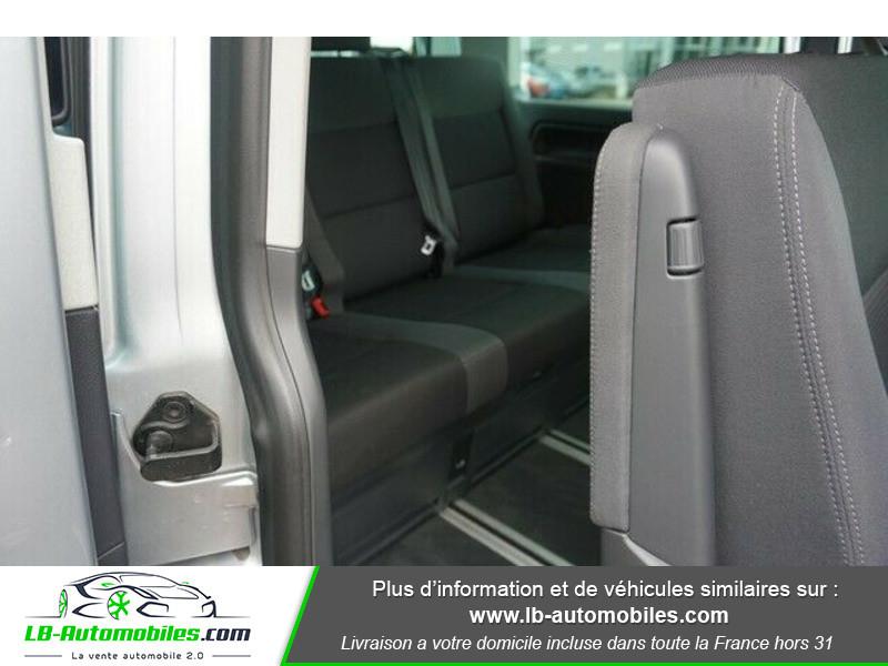 Volkswagen Multivan 2.0 TDI 140 Argent occasion à Beaupuy - photo n°7