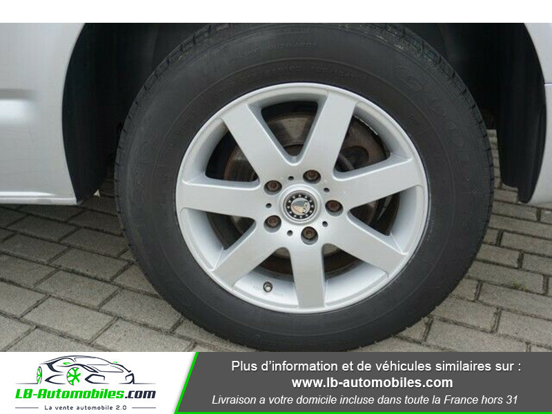 Volkswagen Multivan 2.0 TDI 140 Argent occasion à Beaupuy - photo n°11