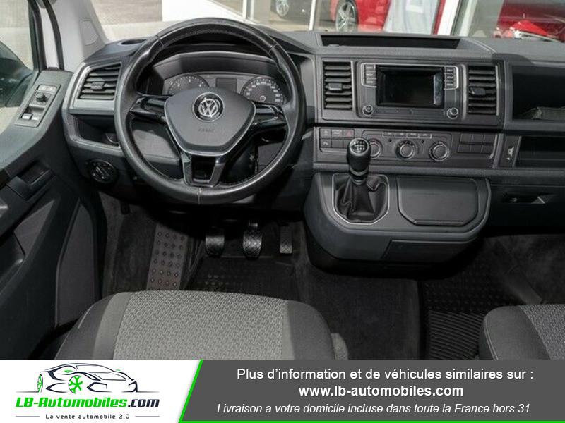 Volkswagen Multivan 2.0 TDI 150 BVM6 Blanc occasion à Beaupuy - photo n°2
