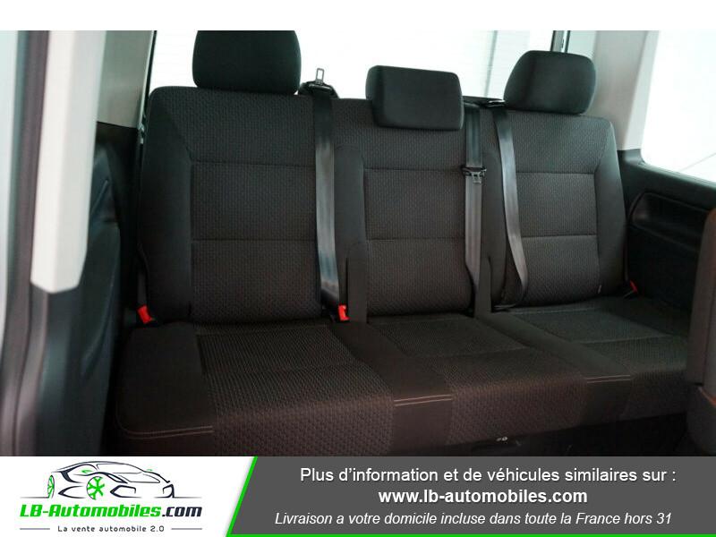 Volkswagen Multivan 2.0 TDI 150 Argent occasion à Beaupuy - photo n°9