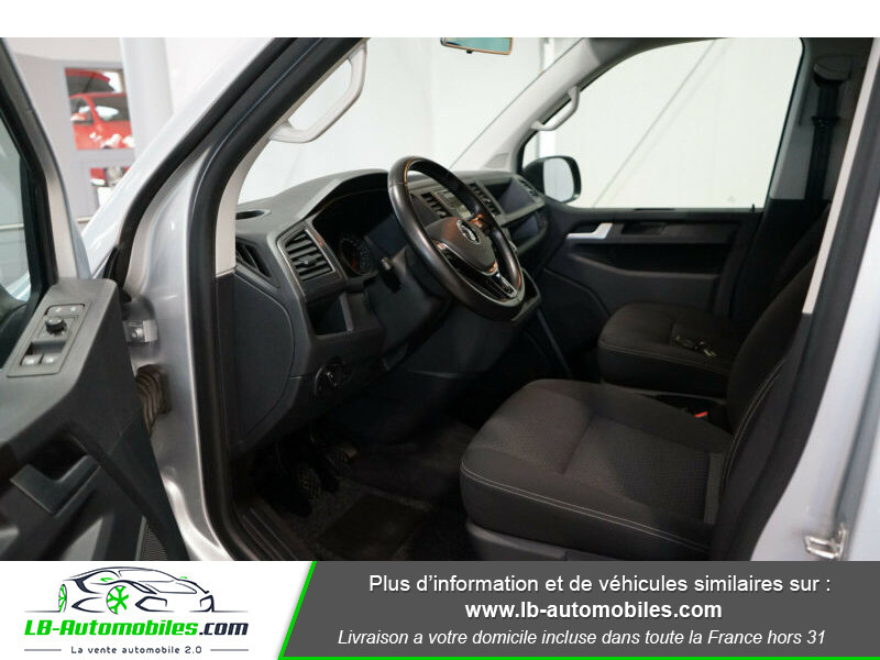 Volkswagen Multivan 2.0 TDI 150 Argent occasion à Beaupuy - photo n°4