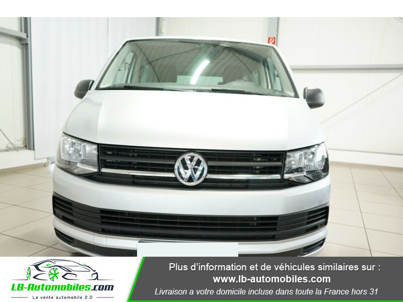Volkswagen Multivan 2.0 TDI 150 Argent occasion à Beaupuy - photo n°10