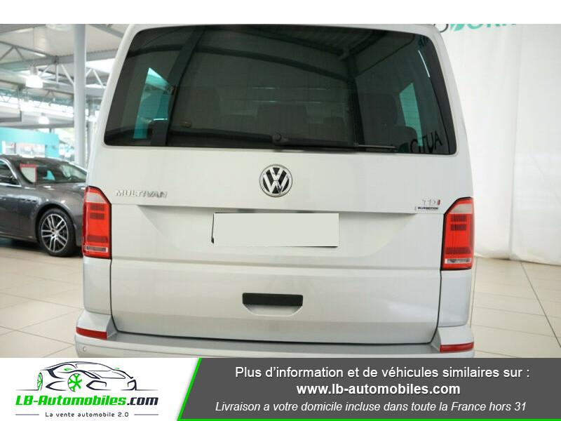 Volkswagen Multivan 2.0 TDI 150 Argent occasion à Beaupuy - photo n°12