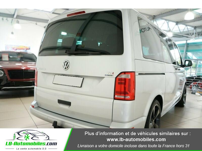 Volkswagen Multivan 2.0 TDI 150 Argent occasion à Beaupuy - photo n°3