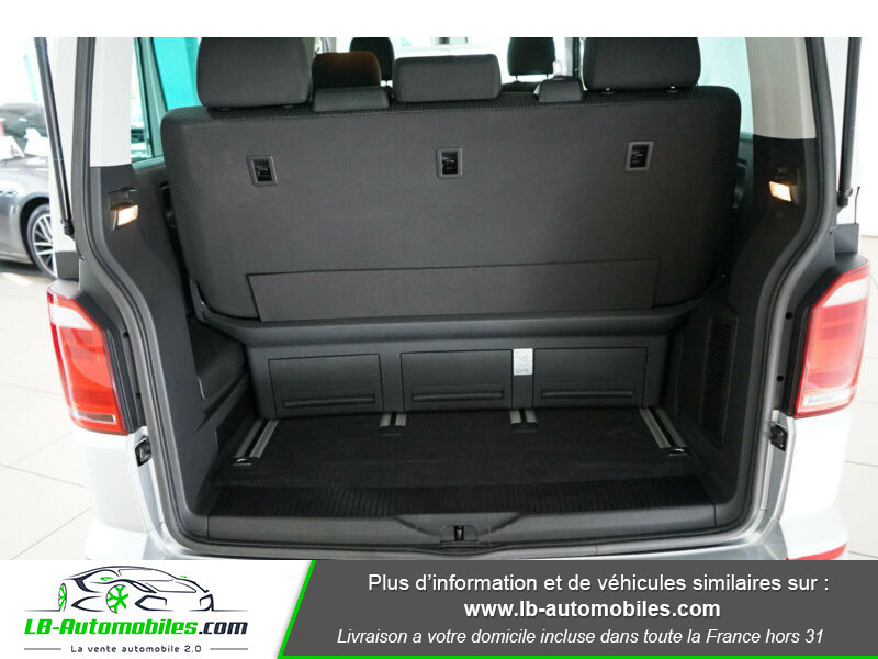 Volkswagen Multivan 2.0 TDI 150 Argent occasion à Beaupuy - photo n°13