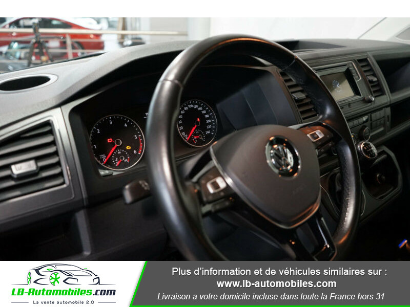 Volkswagen Multivan 2.0 TDI 150 Argent occasion à Beaupuy - photo n°8