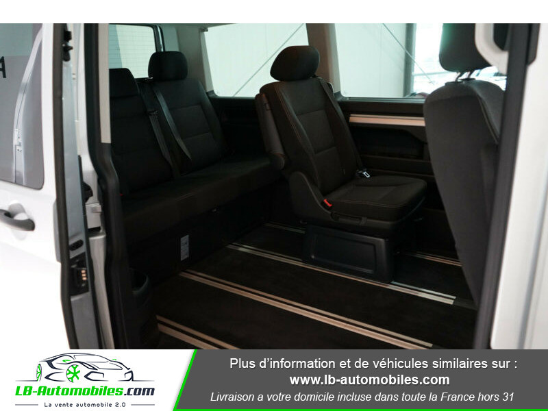Volkswagen Multivan 2.0 TDI 150 Argent occasion à Beaupuy - photo n°5
