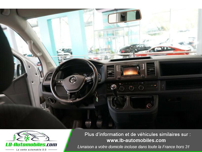 Volkswagen Multivan 2.0 TDI 150 Argent occasion à Beaupuy - photo n°2