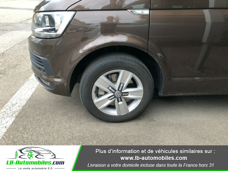 Volkswagen Multivan 2.0 TDI 204 DSG7 Marron occasion à Beaupuy - photo n°5