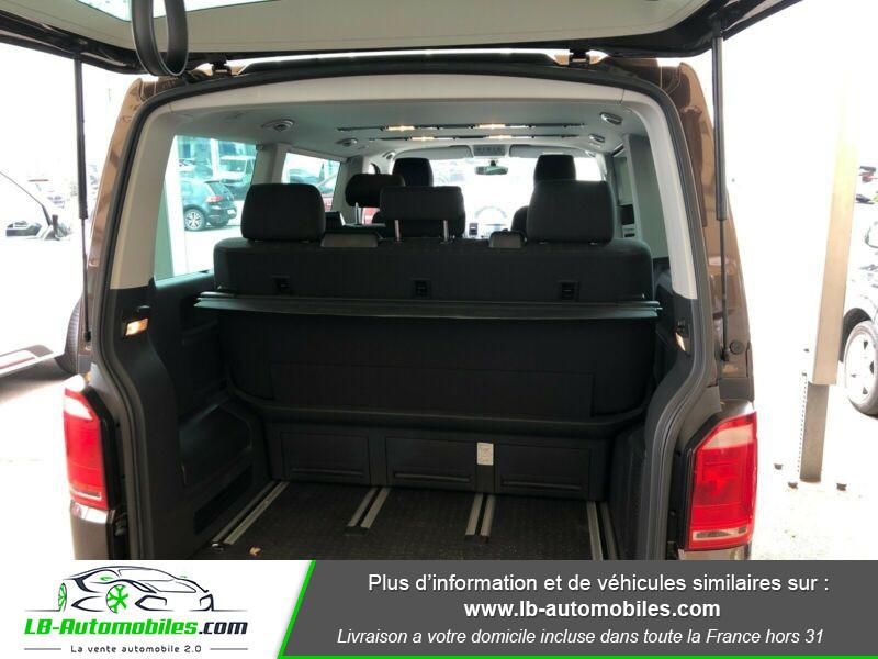 Volkswagen Multivan 2.0 TDI 204 DSG7 Marron occasion à Beaupuy - photo n°4
