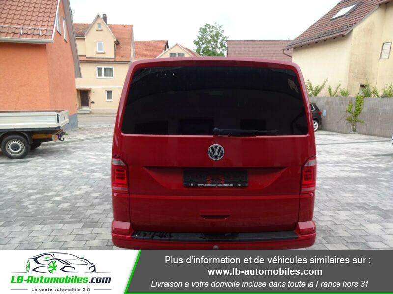 Volkswagen Multivan 2.0 TDI 204 DSG7 Rouge occasion à Beaupuy - photo n°8