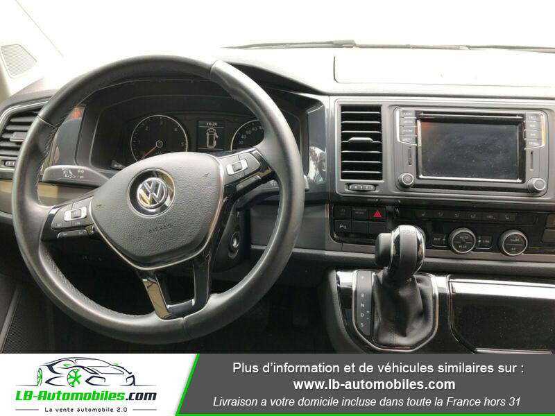 Volkswagen Multivan 2.0 TDI 204 DSG7 Marron occasion à Beaupuy - photo n°2