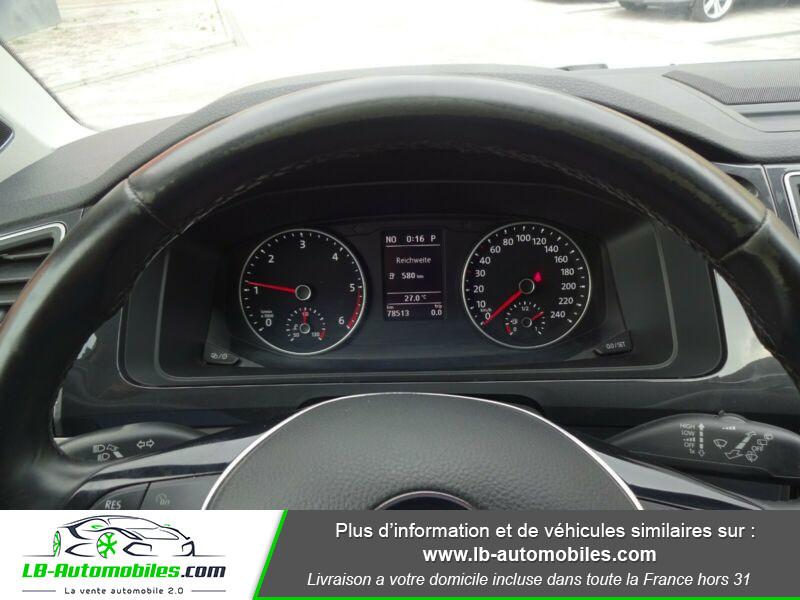 Volkswagen Multivan 2.0 TDI 204 DSG7 Rouge occasion à Beaupuy - photo n°14