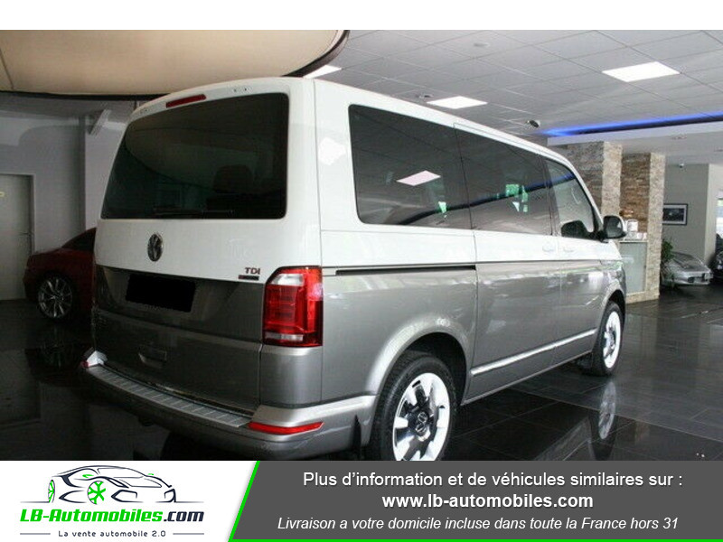 Volkswagen Multivan 2.0 TDI 204 DSG7 Blanc occasion à Beaupuy - photo n°5