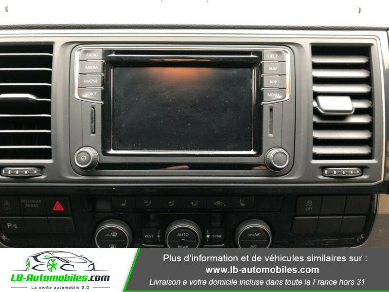 Volkswagen Multivan 2.0 TDI 204 DSG7 Marron occasion à Beaupuy - photo n°8