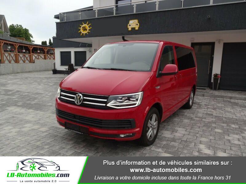 Volkswagen Multivan 2.0 TDI 204 DSG7 Rouge occasion à Beaupuy