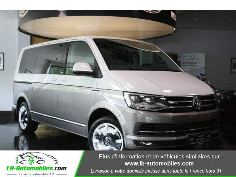 Volkswagen Multivan 2.0 TDI 204 DSG7 Blanc occasion à Beaupuy