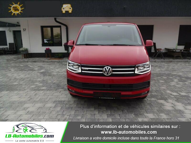 Volkswagen Multivan 2.0 TDI 204 DSG7 Rouge occasion à Beaupuy - photo n°2