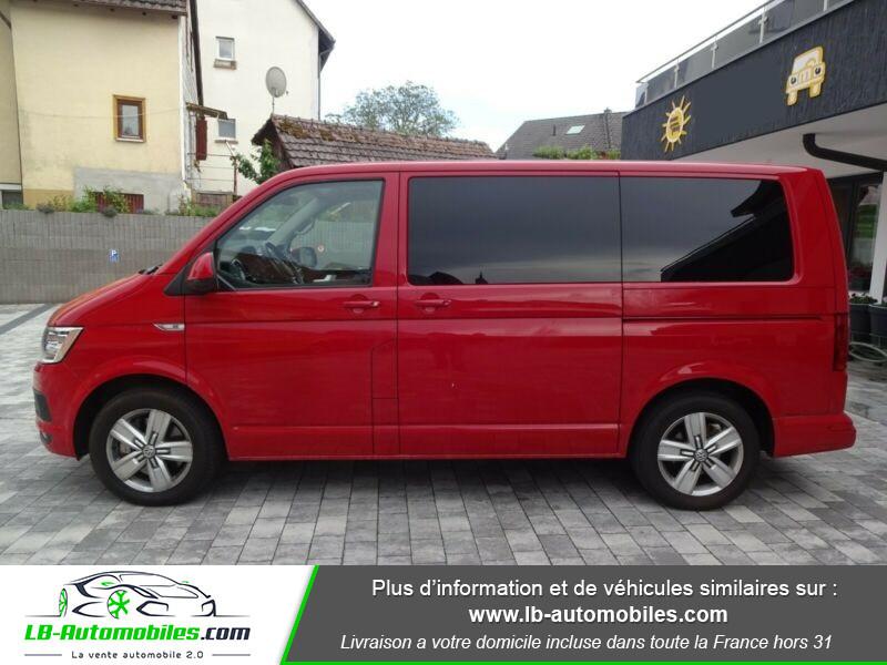 Volkswagen Multivan 2.0 TDI 204 DSG7 Rouge occasion à Beaupuy - photo n°5