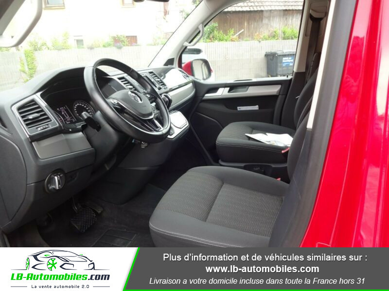 Volkswagen Multivan 2.0 TDI 204 DSG7 Rouge occasion à Beaupuy - photo n°10