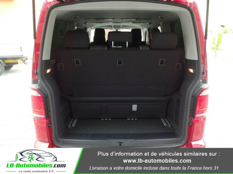 Volkswagen Multivan 2.0 TDI 204 DSG7 Rouge occasion à Beaupuy - photo n°19